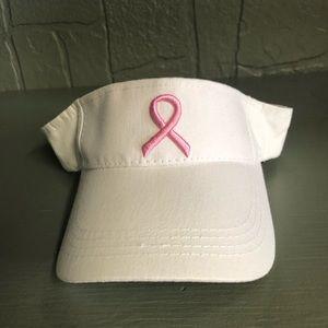 Breast Cancer Sun Visor